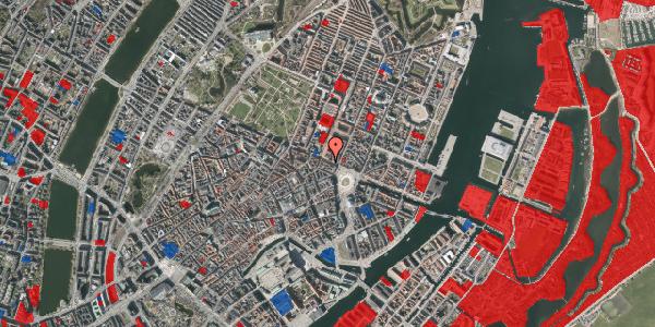 Jordforureningskort på Gothersgade 11, 3. , 1123 København K