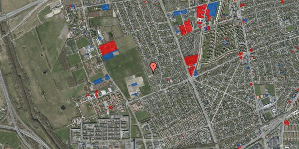 Jordforureningskort på Hf. Dahlia 79, 2650 Hvidovre