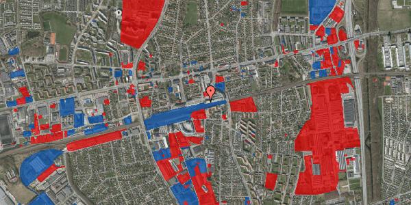 Jordforureningskort på Banegårdsvej 22, 2600 Glostrup
