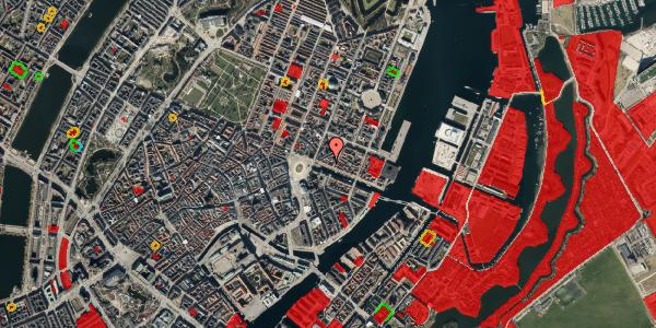Jordforureningskort på Nyhavn 11A, 3. mf, 1051 København K