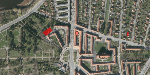 Jordforureningskort på Frederiksborgvej 154A, 1. tv, 2400 København NV