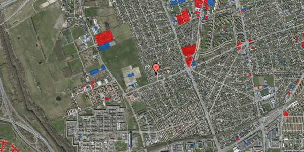 Jordforureningskort på Hf. Dahlia 11, 2650 Hvidovre