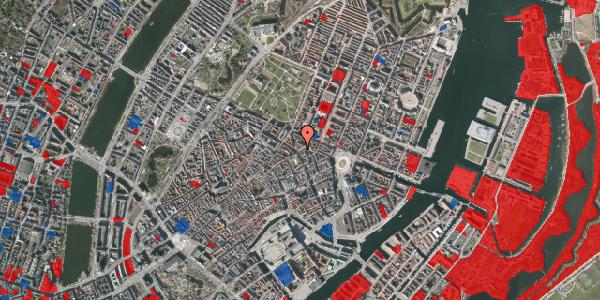 Jordforureningskort på Store Regnegade 1, 2. , 1110 København K