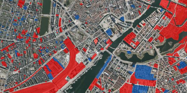 Jordforureningskort på Anker Heegaards Gade 7B, 3. tv, 1572 København V
