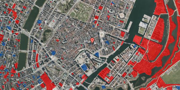 Jordforureningskort på Nikolaj Plads 12, 1067 København K
