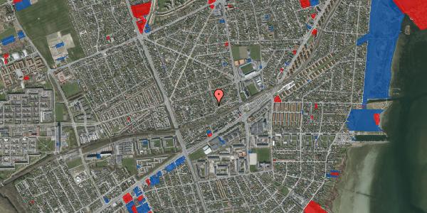Jordforureningskort på Aktæons Alle 36, 2650 Hvidovre