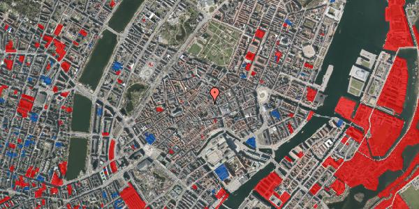 Jordforureningskort på Valkendorfsgade 9, 1. mf, 1151 København K