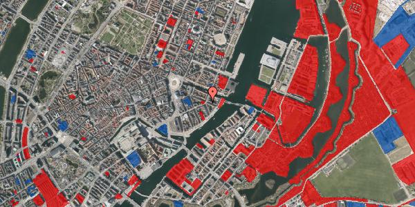 Jordforureningskort på Herluf Trolles Gade 20, 1052 København K