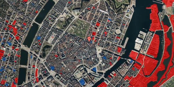 Jordforureningskort på Ny Østergade 30, 1101 København K
