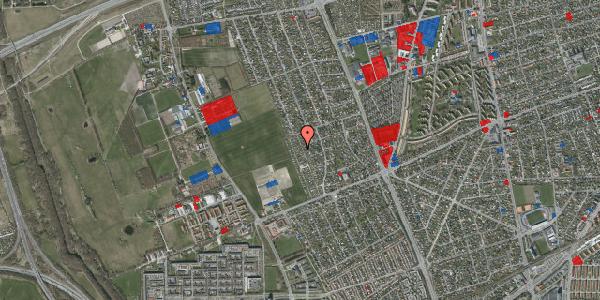 Jordforureningskort på Hf. Dahlia 41, 2650 Hvidovre