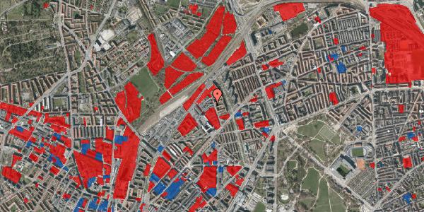 Jordforureningskort på Emblasgade 131, 2100 København Ø