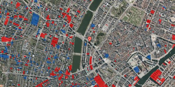 Jordforureningskort på Nyropsgade 3, 4. , 1602 København V