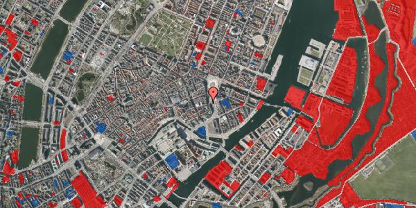 Jordforureningskort på Kongens Nytorv 11A, 1050 København K