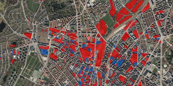 Jordforureningskort på Bisiddervej 18, 1. tv, 2400 København NV