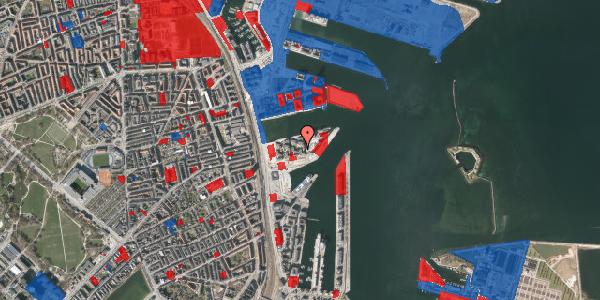 Jordforureningskort på Marmorvej 45, 2. th, 2100 København Ø