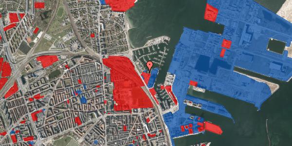 Jordforureningskort på Strandvænget 57C, 1. , 2100 København Ø