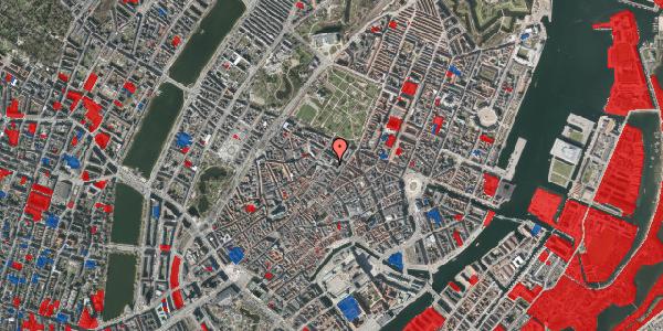 Jordforureningskort på Pilestræde 58, 3. , 1112 København K
