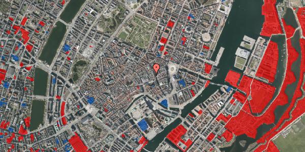 Jordforureningskort på Østergade 36A, st. , 1100 København K