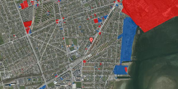 Jordforureningskort på Gammel Køge Landevej 306H, 1. , 2650 Hvidovre