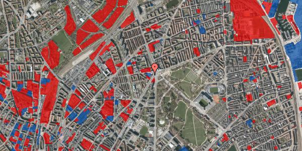 Jordforureningskort på Jagtvej 171A, 3. tv, 2100 København Ø