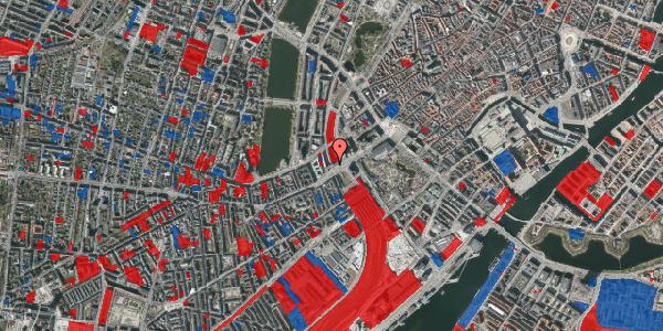 Jordforureningskort på Vester Farimagsgade 2, 5. , 1606 København V