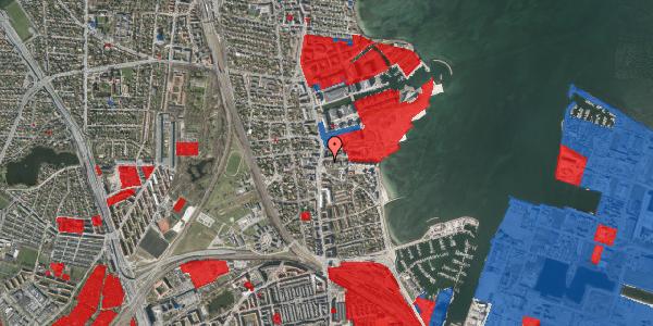 Jordforureningskort på Strandvejen 32G, 2100 København Ø