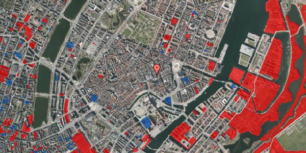 Jordforureningskort på Pilestræde 1, 1112 København K
