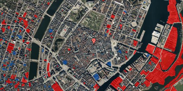 Jordforureningskort på Valkendorfsgade 2, 4. , 1151 København K