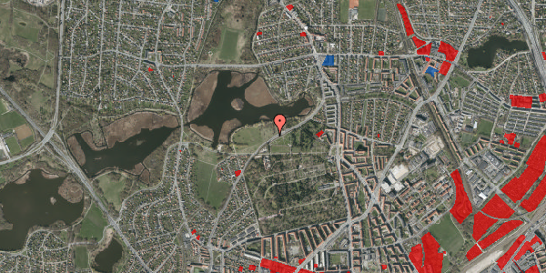 Jordforureningskort på Rådvadsvej 67, 2400 København NV