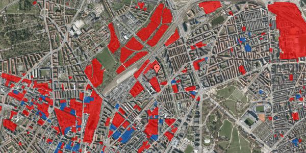 Jordforureningskort på Emblasgade 141, 2100 København Ø
