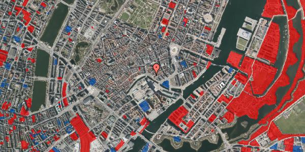 Jordforureningskort på Ved Stranden 16, st. tv, 1061 København K