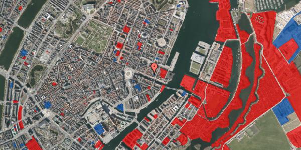 Jordforureningskort på Nyhavn 37A, 1. , 1051 København K
