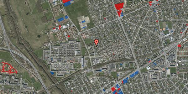 Jordforureningskort på Mellemvangsvej 102, 2650 Hvidovre