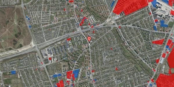 Jordforureningskort på Hvidovrevej 218A, 2650 Hvidovre