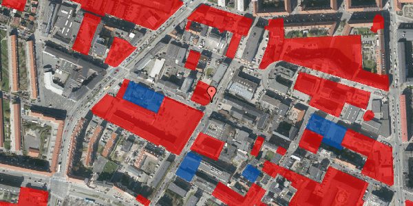 Jordforureningskort på Rentemestervej 58, 2400 København NV