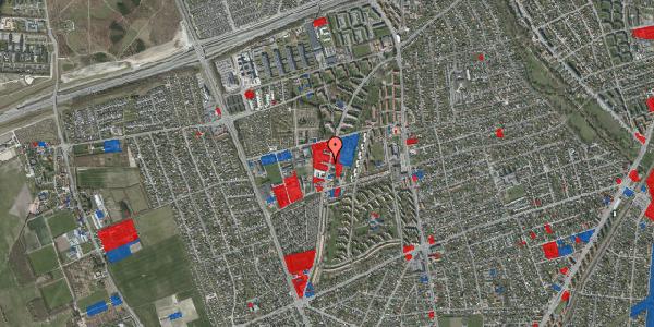 Jordforureningskort på Arnold Nielsens Boulevard 66A, st. , 2650 Hvidovre