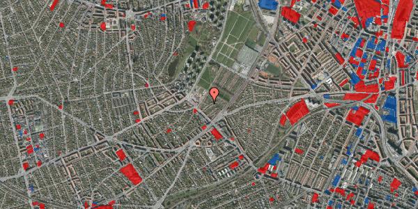Jordforureningskort på Grysgårdsvej 11, 2400 København NV