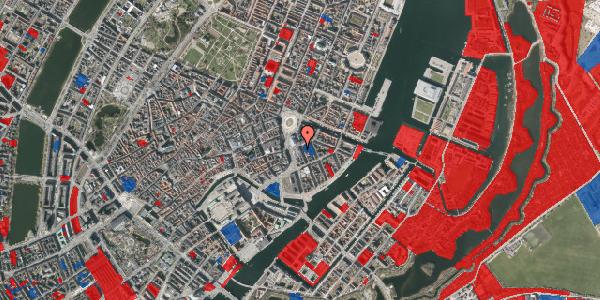 Jordforureningskort på Tordenskjoldsgade 8, 1055 København K