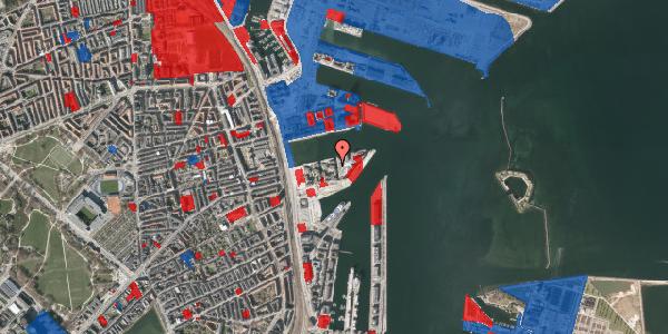 Jordforureningskort på Marmorvej 41, st. th, 2100 København Ø