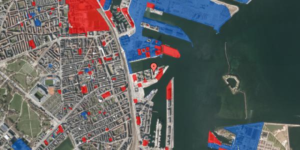 Jordforureningskort på Marmorvej 43, 1. th, 2100 København Ø