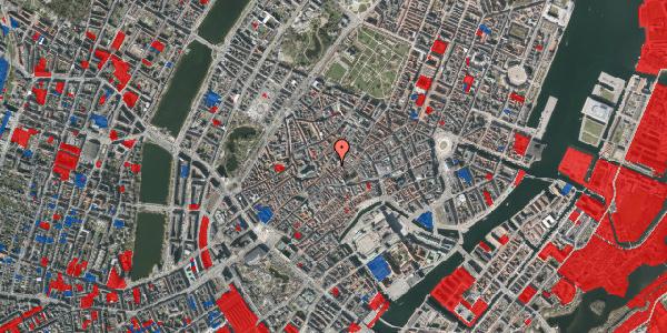 Jordforureningskort på Gråbrødretorv 16, 1. th, 1154 København K