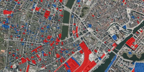 Jordforureningskort på Nyropsgade 51, 5. , 1602 København V
