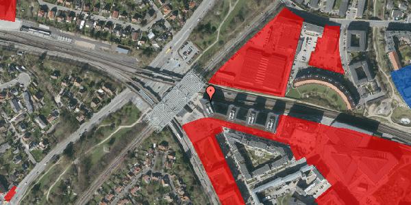Jordforureningskort på Stig Lommers Plads 2, 2000 Frederiksberg