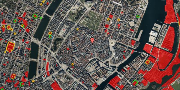 Jordforureningskort på Valkendorfsgade 2, 2. , 1151 København K