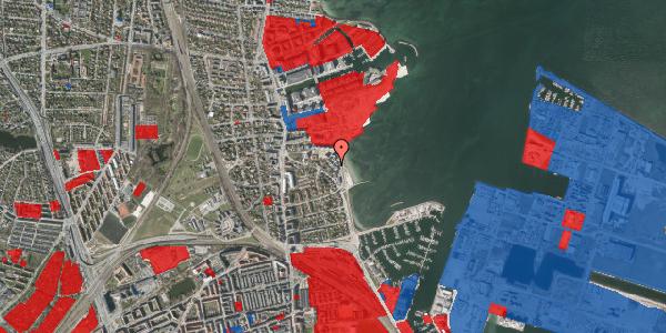 Jordforureningskort på Strandpromenaden 63, 3. , 2100 København Ø
