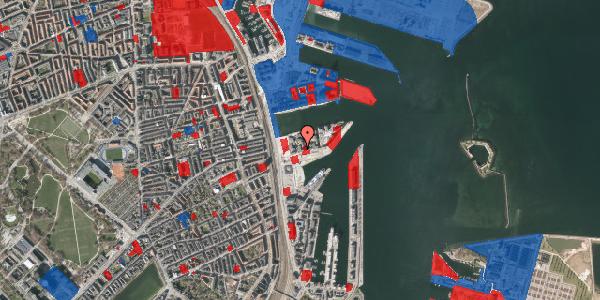 Jordforureningskort på Marmorvej 17B, st. th, 2100 København Ø