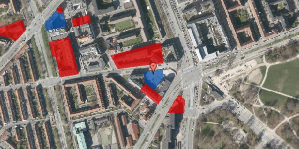 Jordforureningskort på Aldersrogade 5, 1. , 2100 København Ø