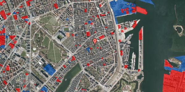 Jordforureningskort på Rosenvængets Hovedvej 6A, 2100 København Ø