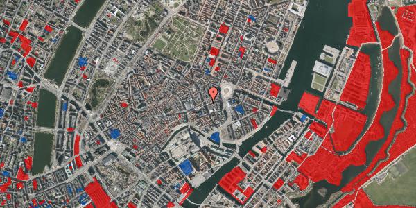 Jordforureningskort på Lille Kongensgade 22, st. , 1074 København K
