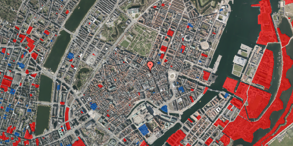 Jordforureningskort på Sværtegade 3, 3. , 1118 København K